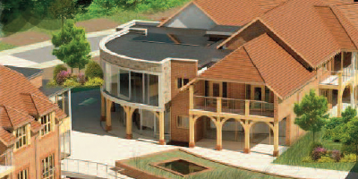 Sale of an extra care development site in Hampshire