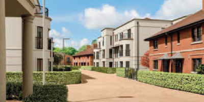 Successful planning achieved for care village