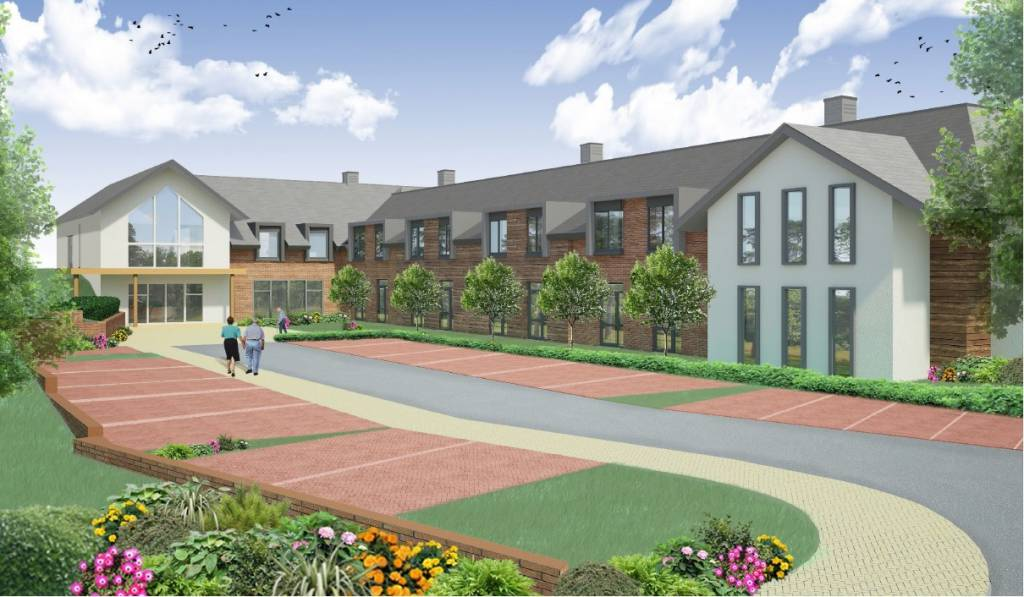 Proposed Care Development, Warwickshire
