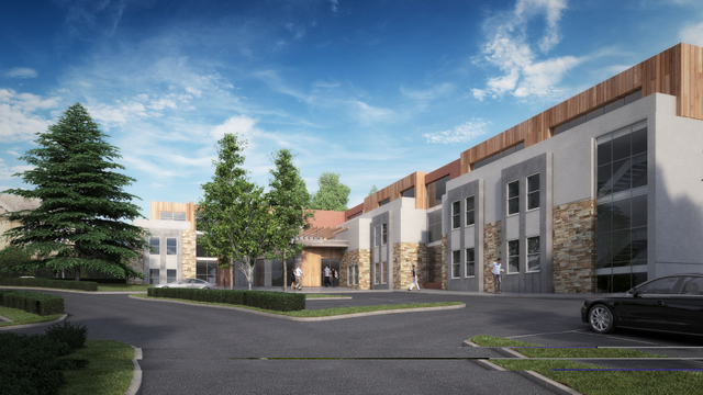 Care home development site, Hereford
