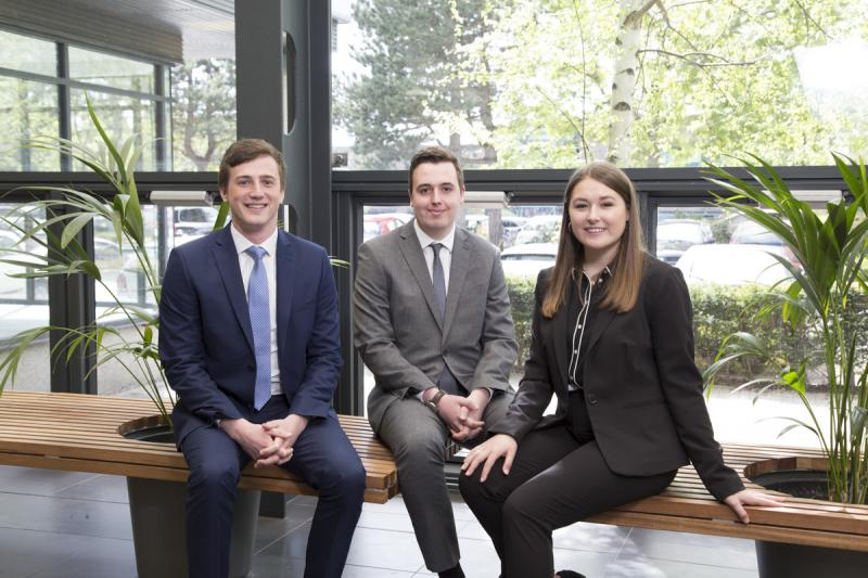 Carterwood expands consultancy team with three additional analysts