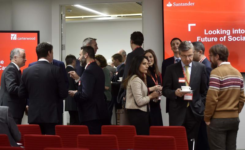 Carterwood and Santander deliver future of social care business briefing