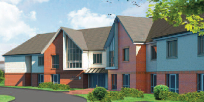 Completion of sale of development site in St Neots
