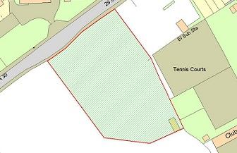 Proposed 64-bed turnkey care home and extra care scheme in Wells