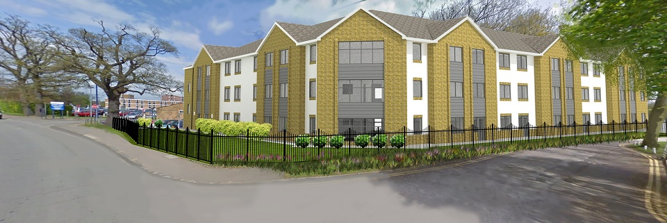 Turnkey development, 66 bed care home, Welwyn Garden City
