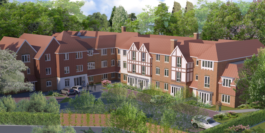Carterwood completes retirement living development site sale on behalf of MHA to Birchgrove