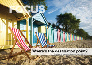 Where's the destination point? Provision of specialist dementia care beds 2017