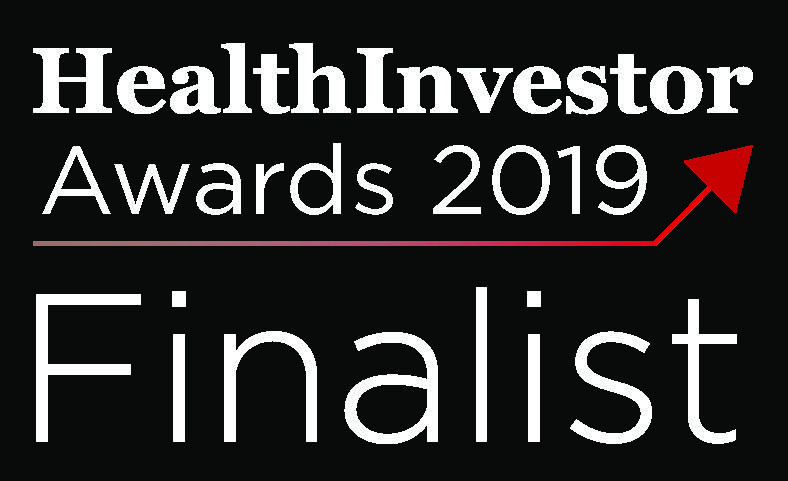 Carterwood named as HealthInvestor finalist in two categories