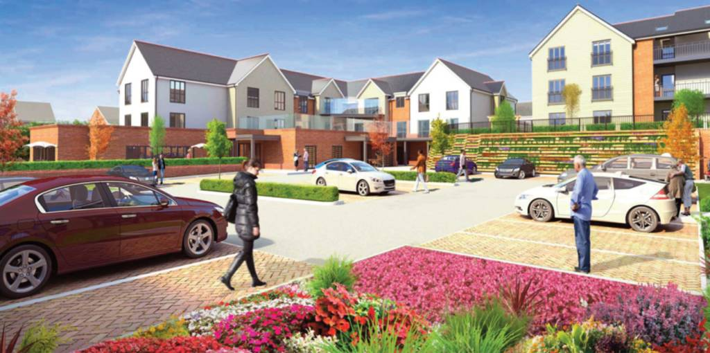 Leasehold opportunity for a 40-bed care home currently under construction