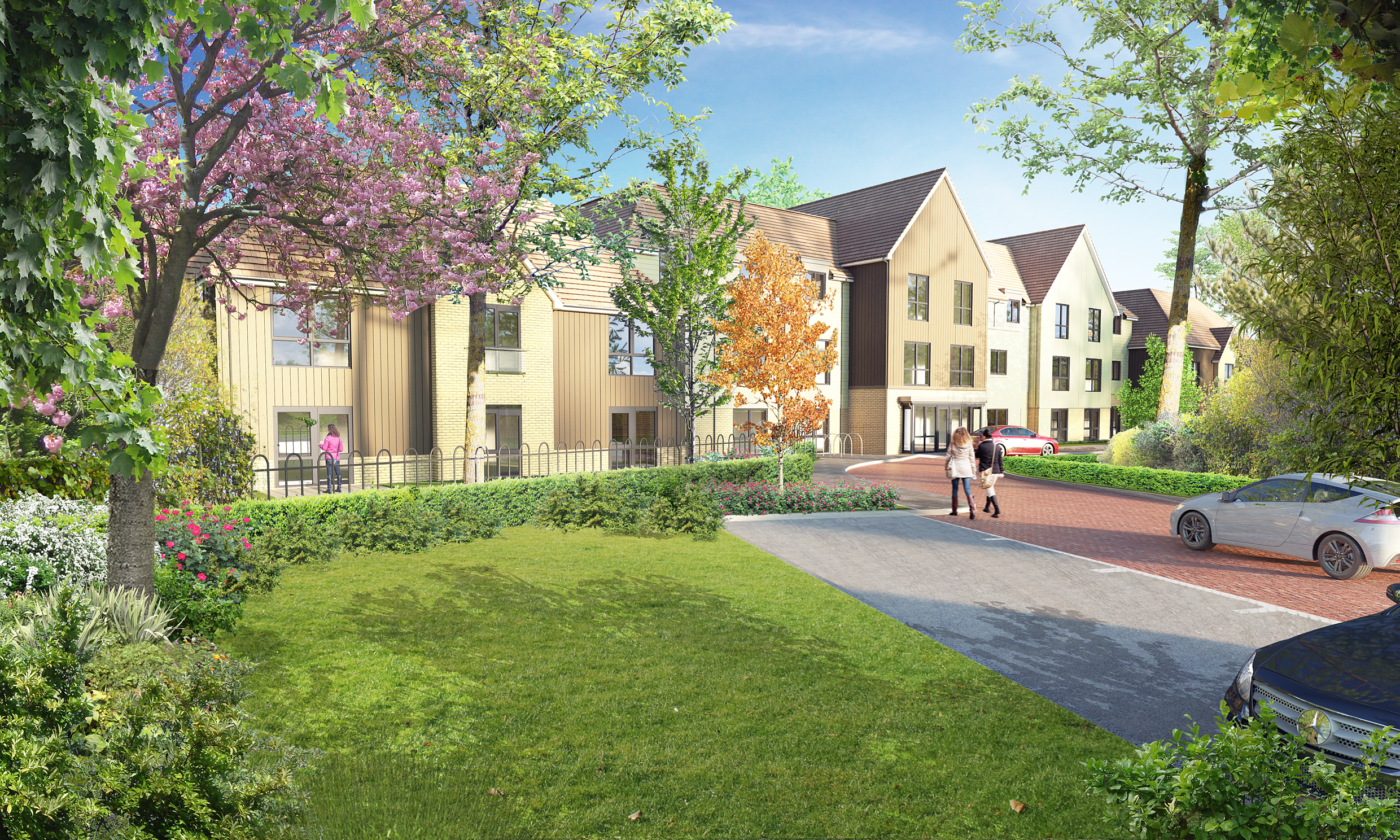 Carterwood complete care home development sale on behalf of Prime plc
