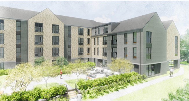 Carterwood complete on a hat trick of development sales on behalf of MHA