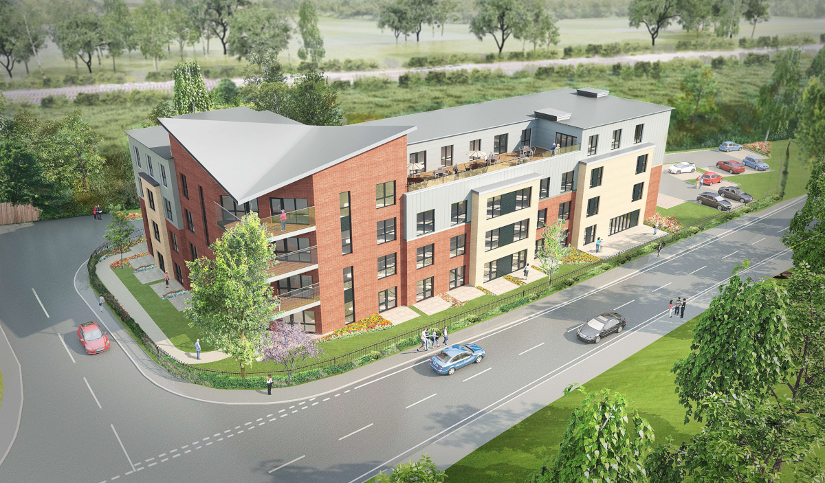 Carterwood achieve third sale this month – a development site with planning permission in Didcot