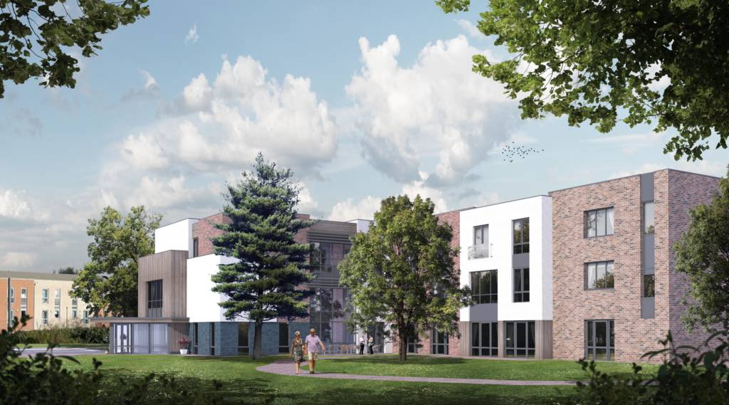 Care home development opportunity in Dartford