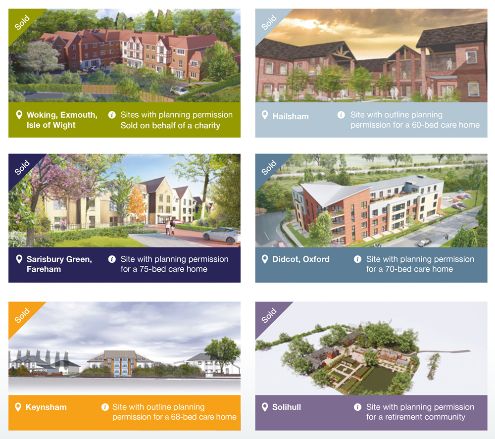 Carterwood deals create over 400 new care beds