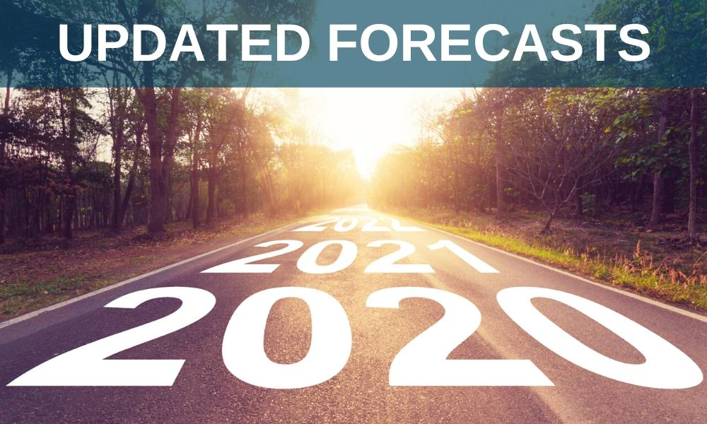 Updated 2 July 2020: Care home COVID-19 forecasts