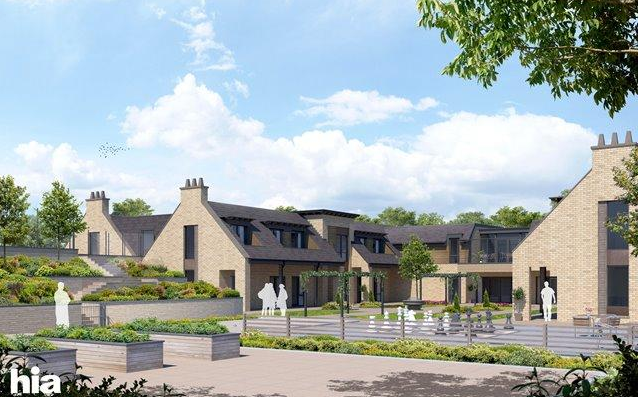 Perseus Land and Developments granted planning consent for 64-bed nursing home in Weybridge