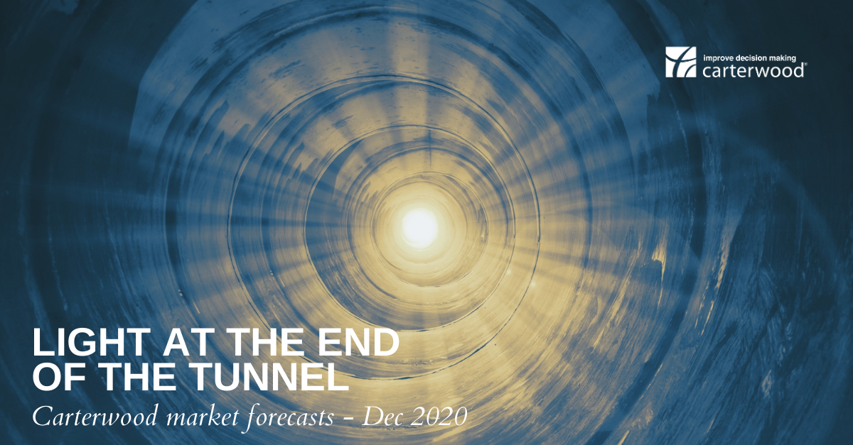 Light at the end of the tunnel: Occupancy forecast