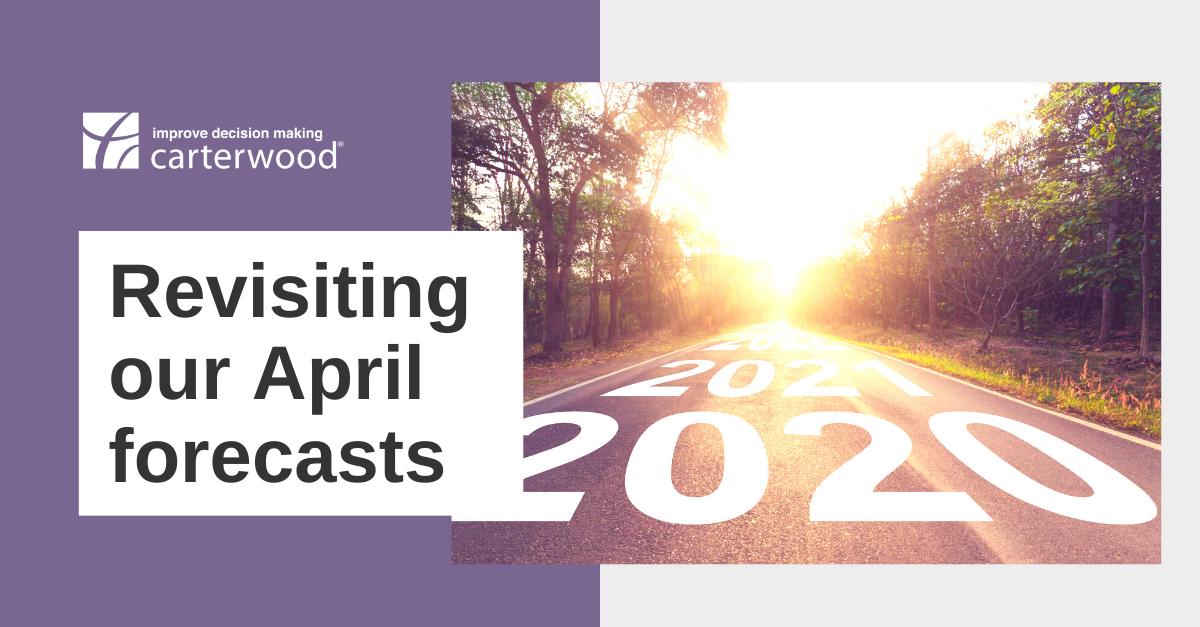 Revisiting Carterwood's April 2020 market forecasts