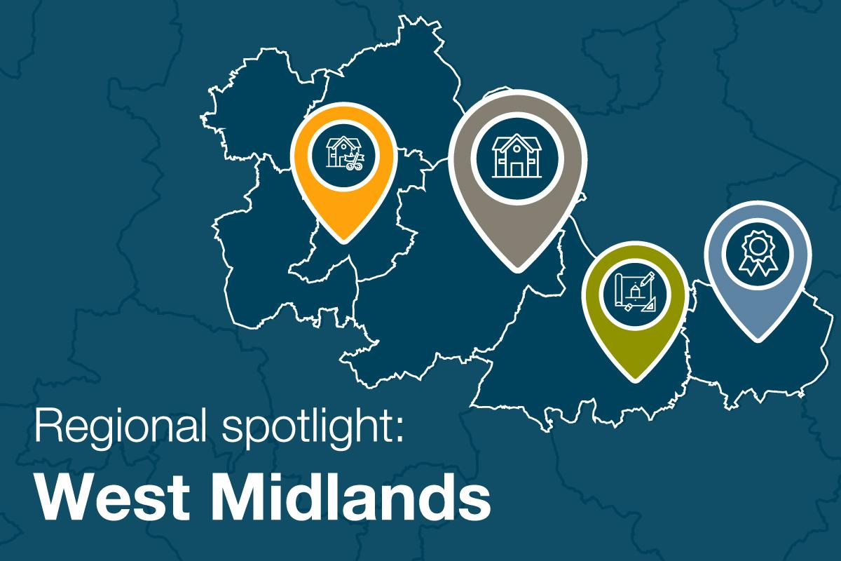 Regional spotlight: The West Midlands
