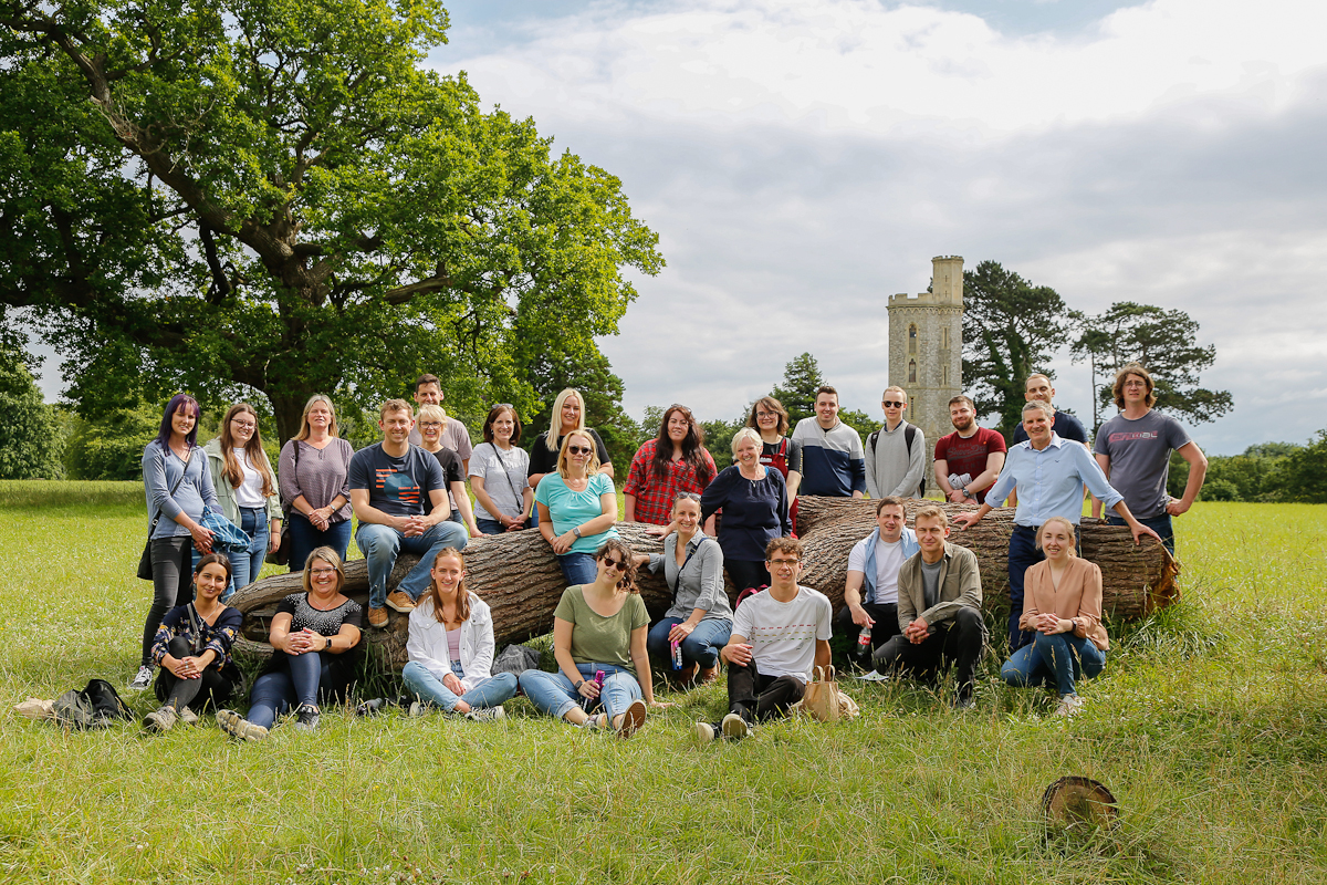Carterwood team celebrate successes with team away day