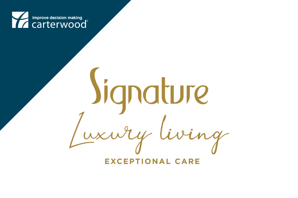 Carterwood advise Signature Senior Lifestyle on acquisition of all Sunrise Senior Living UK and Gracewell Healthcare care homes in the country