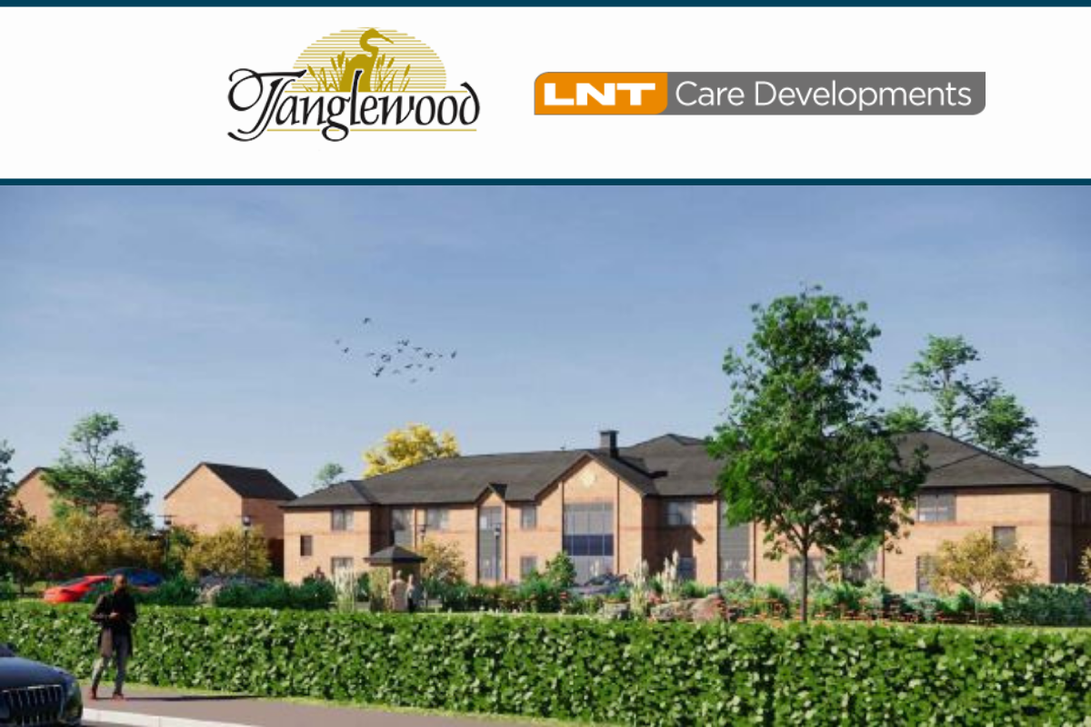 Carterwood advise Tanglewood Care Homes on newest care home to portfolio