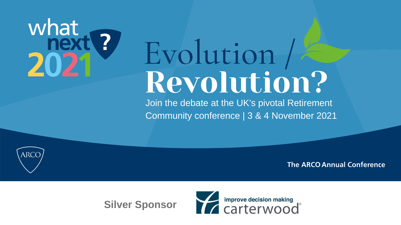 Carterwood sponsor ARCO Annual Conference 2021
